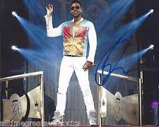 Romeo Santos Firmado 8X10 Foto W/ Coa Latin Singer Bachata Aventura Fórmula