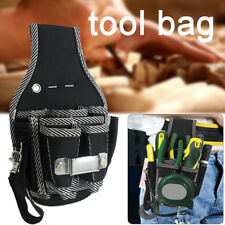Electrical Tool Multi-Pockets Bag Waist Hanging Belt Holder for Carpenter Framer