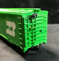 HO Burlington Northern Box Car 100% Tested & Refurbished Lot V3