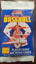 1989 Score MLB Wax Pack