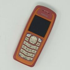 Nokia 3100 - Big Button Mobile - RH-19 - Pink - Working Condition - Unlocked