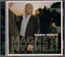 MARIO VENUTI - MAGNETI - CD Jewelbox - Nuovo Mai Suonato