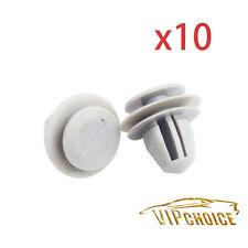 10X Front Rear Door Trim Panel Retainer Clips Clip For 91560-SP0-003 91560SP0003