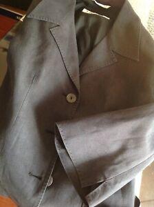 MAX MARA  giacca lino e seta MADE IN ITALY