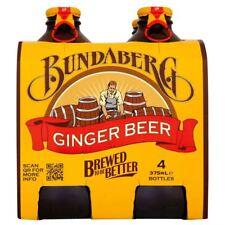 Bundaberg Ginger Beer (4x375ml)