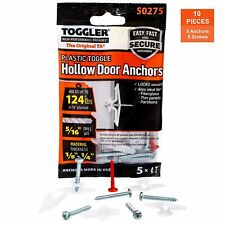 1 Pack - 50275 TA Hollow DoorWall Anchors - 1/8
