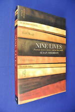 NINE LIVES Susan Sheridan AUSTRALIA POSTWAR WOMEN WRITERS Elizabeth Jolly etc
