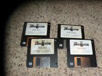 "Warlords II for Macintosh on 3.5"" disks"