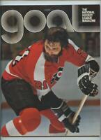 March 2 1974 NHL Hockey Program Philadelphia Flyers Buffalo Sabres GOAL