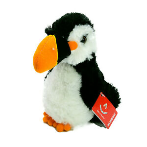 Aurora Puffin Plush Soft Stuffed Toy Bird Animal 16cm Brand New NWT