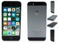 "Apple iPhone 5s 16GB / Spacegrau / ohne Simlock / 4"" Retina Display / GUT"