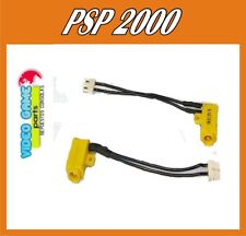 CONECTOR DE CARGA DC POWER SOCKET PSP 2000 2004 3000 3004