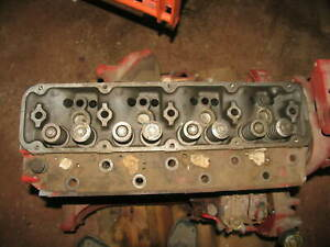 Ford / New Holland 304T Engine Head