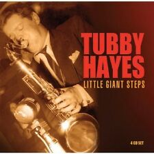 TUBBY HAYES - LITTLE GIANT STEPS 4 CD NEU