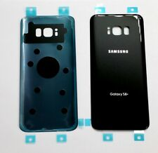 Original OEM Back Glass For Samsung Galaxy S8+ G955 SPRINT/TMOBIE~Midnight-Black