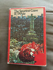 "1974 ""THE SMARTEST GRAVE"" R J WHITE HARDBACK BOOK"