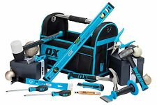 OX COMPLETE BUILDERS TOOL KIT BAG TOOLS PRO TRADE ALL IN ONE XMAS PRESENT