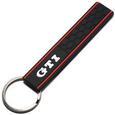 GTI Schlüsselanhänger 5 6 Schlüssel Emblem Tuning Sport Keychain Key Holder