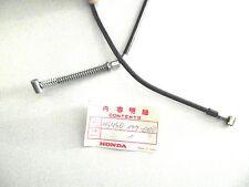 NEU original Bremszug Bremse vorne cable complete front brake Honda PX 50