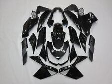 Injection Mold Bodywork Fairing for Kawasaki Z1000 2010-2013 11 12 Gloss Black