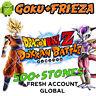 Dokkan Battle - NEW Goku + Frieza with 500+ Dragon Stones - Fresh Global
