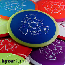 Axiom NEUTRON PANIC *pick your weight and color* Hyzer Farm disc golf driver
