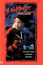 A Nightmare on Elm Street 2 Freddys Revenge (DVD) Brand New sealed ship NEXT DAY
