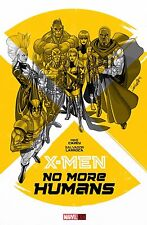 X-Men: No More Humans Original Graphic Novel by Carry & Larroca HC 2014 Sealed