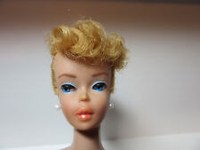 #6 Blond Ponytail R Barbie Restored