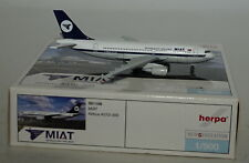 Herpa 500951  Airbus A310-304 MIAT Mongolian Airlines in 1:500 scale