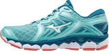Mizuno Wave Sky Womens Running Shoes - Blue