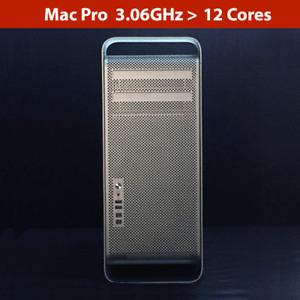 Mac Pro 3.06Ghz 12-Core    ATI 5770 1GB   32GB RAM   1TB HDD