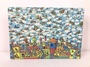 Wheres Waldo The Carpet Flyers 108 Pieces MISSING ONE PIECE (107 PCS) GUC
