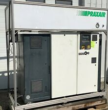 Complete Praxair 750 Cfm Nitrogen Generator System