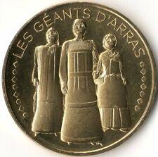 Monnaie de Paris - GEANTS D'ARRAS - COLAS DEDE ET JACQUELINE 2020