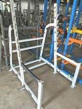 Hammer Strength OLYMPIC SQUAT RACK Commercial Gym Exercise Fitness Equipment