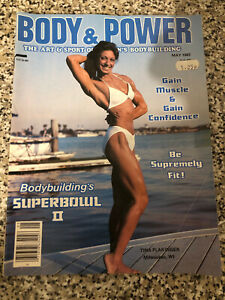 Body & Power The Art And Sport Of Womens Bodybuilding  1983