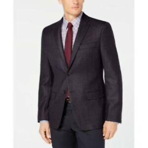 Ralph Lauren UltraFlex Stretch Twill Brown Sport Coat Mens 42L 42 $350