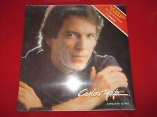 "CARLOS MATA ""...Porque te quiero"" ORIGINAL 1986 LP USA STILL SEALED!!"