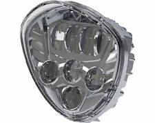 VICTORY MOTORCYCLES CHROME LED HEADLIGHT 2010-2016 CROSS MODELS, 07-16 CRUISERS
