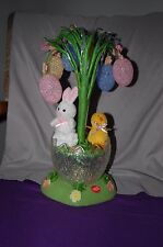 Avon Fiber Optic Musical Easter Tree With Box Home Decor