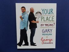 | @Oz |  TASTE MINI COOKBOOK COLLECTION #9 : Your Place or Mine? Gary & George