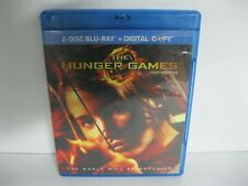 The Hunger Games bluray movie