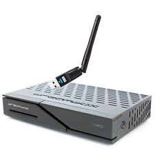 Dreambox DM 525 HD mit WIFI- USB Stick DVB-S2 Tuner mit CI Linux Receiver H.265