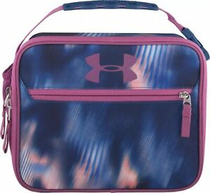 Under Armour Girls Youth Blurred Edges Lunch Box