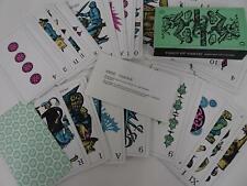Erde Tarock Tarot of Earth 78 Card Deck Sieghard Dittner Signed Numbered Limited