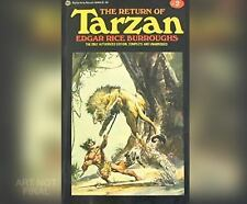 The Return of Tarzan by Burroughs, Edgar Rice