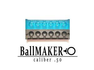 BallMAKER MOLD making BALLS 12,7 mm - cheap ammo for SLINGSHOT SCHLEUDER