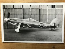 R.A.F. Supermarine Seafang VG471 RAF photo