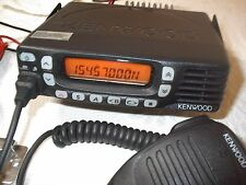 KENWOOD TK-7360 HV-K VHF 136-174MHZ 45W WITH USED ACCESSORIES